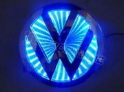 3D led эмблема Volkswagen