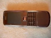 Nokia 8800 ART BROWN ПОЛНОСТЬЮ РУСИФИЦИРОВАННЫЙ