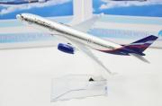 МОДЕЛЬ САМОЛЕТА AIRBUS A330 АЭРОФЛОТ
