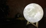 Ночник Луна D=15 cm